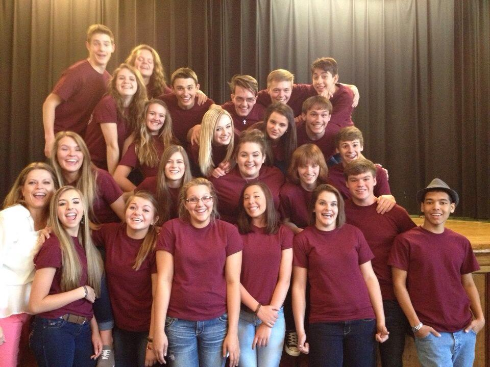 Mountain Youth Drama 2014